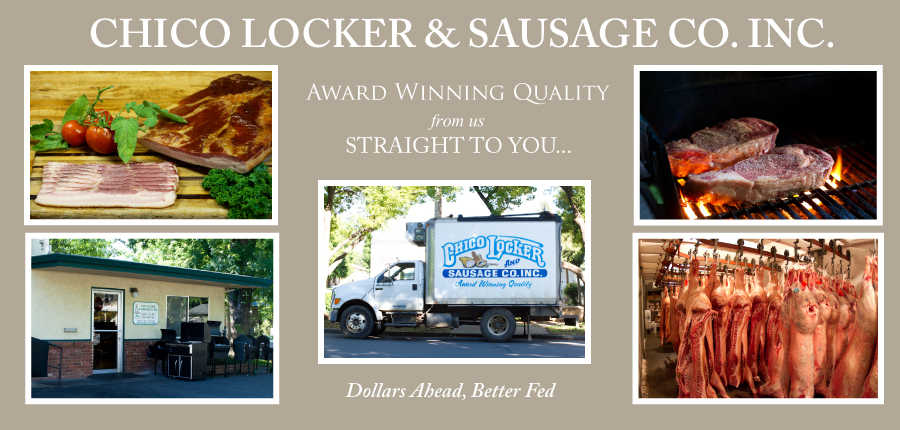 Chico Locker & Sausage Co. Inc.